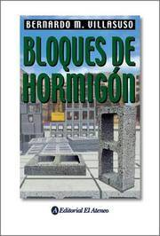 Bloques de hormigon/ Blocks of concrete (Spanish Edition)