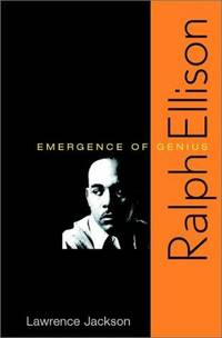 Ralph Ellison: Emergence of Genius by Lawrence Jackson - Hardcover - from ShopBookShip and Biblio.com