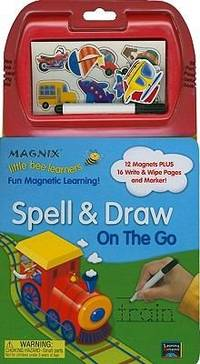 Little Bee Learners: Spell & Draw - On The Go by Learning Horizons - 2009-02-23