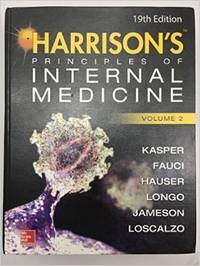 HARRISON'S PRIN..INTERN.MED.,V.2 by Kasper