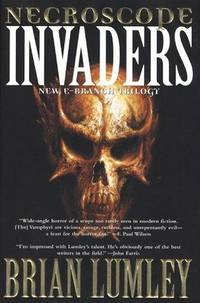 image of Necroscope: Invaders **Signed**
