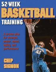 52-Week Basketball Training (52-Week Sports Training Series)