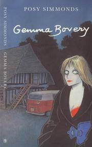 GEMMA BOVERY. by  POSY: SIMMONDS** - Paperback - UK,rectangular Qrto s/back,2nd imp. - from R. J. A. PAXTON-DENNY. (SKU: rja32018)