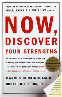 Now. Discover Your Strengths