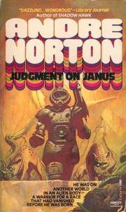 Judgement on Janus by Andre Norton - Paperback - Paperback  - 1963 - from pine hill books (SKU: 004675)