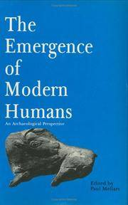 image of The Emergence of Modern Humans: An Archaeological Perspective