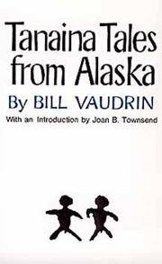 image of Tanaina Tales from Alaska (The Civilization of the American Indian Series)