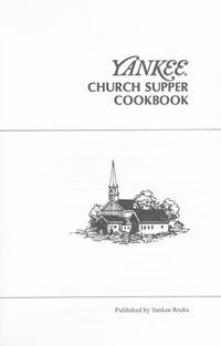 Yankee Church Supper Cookbook