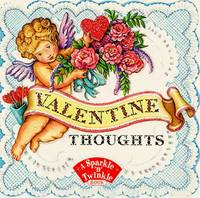 Valentine Thoughts (Sparkle 'n' Twinkle)