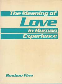 image of The Meaning of Love in Human Experience