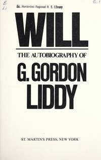 image of Will: The Autobiography of G. Gordon Liddy