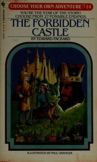 The Forbidden Castle (Choose Your Own Adventure, 14)
