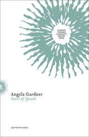 Parts of Speech by  Angela Gardner - Paperback - 2008 - from A - Z Books (SKU: BD1-9780702236150)