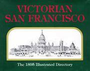 Victorian San Francisco: The 1895 Illustrated Directory by Bonnett, Wayne - 1996