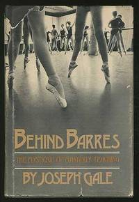 Behind Barres: Technique of Masterly Dance Teaching