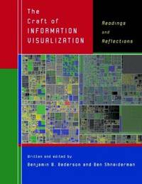THE CRAFT OF INFORMATION VISUALIZATION:READINGS & REFLECTIONS by BEDERSON .B.B - Hardcover - U. S. EDITION - from HR ENGINEERS BOOKS and Biblio.com