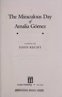 The Miraculous Day of Amalia Gomez: A Novel