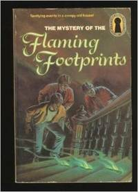 MYSTERY OF THE FLAMING FOOTPRI (The Three Investigators Mystery Series, 15)