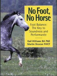 No Foot, No Horse : Foot Balance: The Key to Soundness and Performance