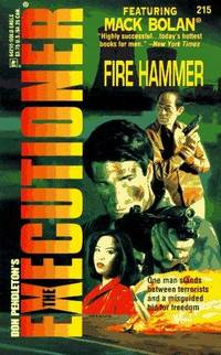 Fire Hammer (The Executioner #215)