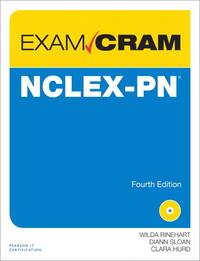 NCLEX-PN Exam Cram (4th Edition)