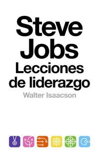 image of Steve Jobs: lecciones de liderazgo: (Lessons in Leadership) (Spanish Edition)