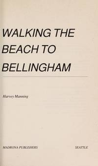 image of Walking the beach to Bellingham