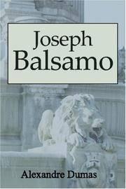 image of Joseph Balsamo