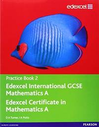 Edexcel International GCSE Mathematics A Practice Book 2: Practice book 2