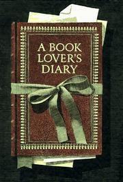 A Book Lover's Diary : A Reader's Companion (Diary Ser.)