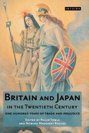 Britain and Japan in the Twntieth Century