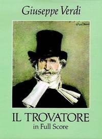 Il Trovatore in Full Score (Dover Music Scores)