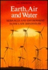 EARTH AIR AND WATER                                                   RESOURCES AND ENVIRONMENT...