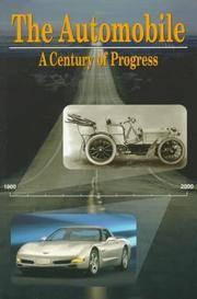 The Automobile: A Century of Progress