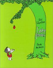 image of L'Arbre Genereux (The Giving Tree), French Edition