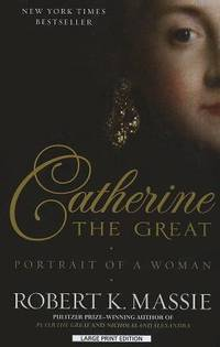 image of Catherine The Great (Thorndike Press Large Print Basic)