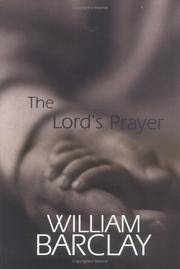 image of The Lord's Prayer(William Barclay Library)
