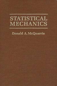 image of Statistical Mechanics
