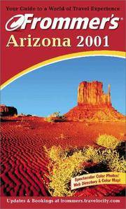 Frommer's Arizona 2001 (Frommer's Complete Guides)