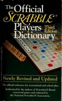 image of The Official Scrabble Players Dictionary (Third Edition)
