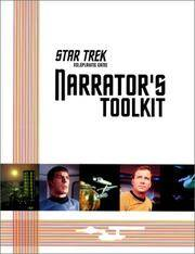 Narrator's Toolkit: Player Aid (Star Trek: the Original Series)