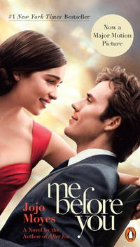 image of Me Before You: A Novel (Movie Tie-In)