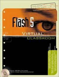 Flash(tm) 5 Virtual Classroom