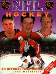 image of Nhl Hockey: The Official Fan's Guide (NHL Hockey: An Official Fan's Guide)