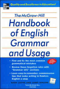 image of The McGraw-Hill Handbook of English Grammar and Usage