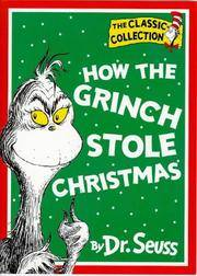 image of Dr. Seuss Classic Collection - How the Grinch Stole Christmas!