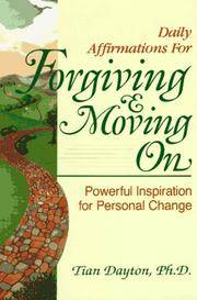 image of Daily Affirmations for Forgiving and Moving On