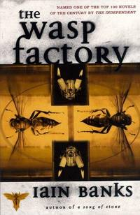 The WASP FACTORY:  A Novel.