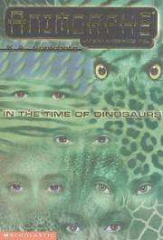 In the Time of Dinosaurs (Animorphs Megamorphs, 2)