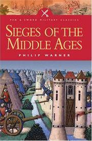 image of Sieges of the Middle Ages (Pen and Sword Military Classics)